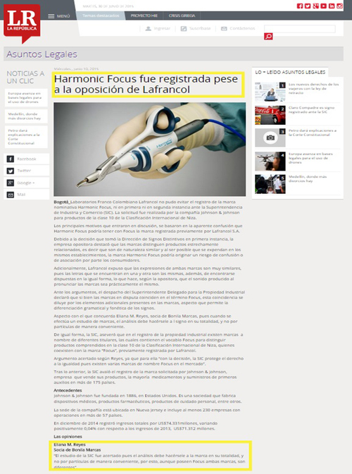 Harmonic Focus