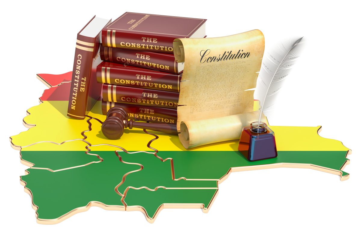 Constitution of Bolivia